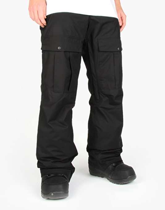 Adidas Greeley Insulated 2016 Snowboard Pants - Black