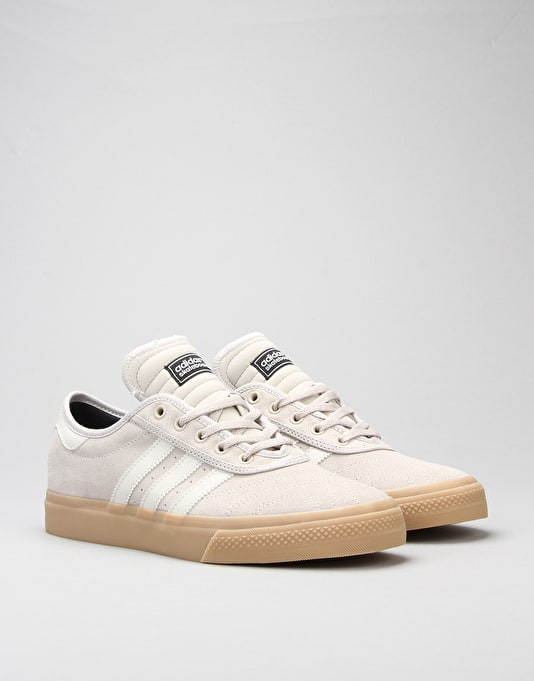 Adidas Adi-Ease Premiere Skate Shoes - Mist Stone/Core Black/Gum