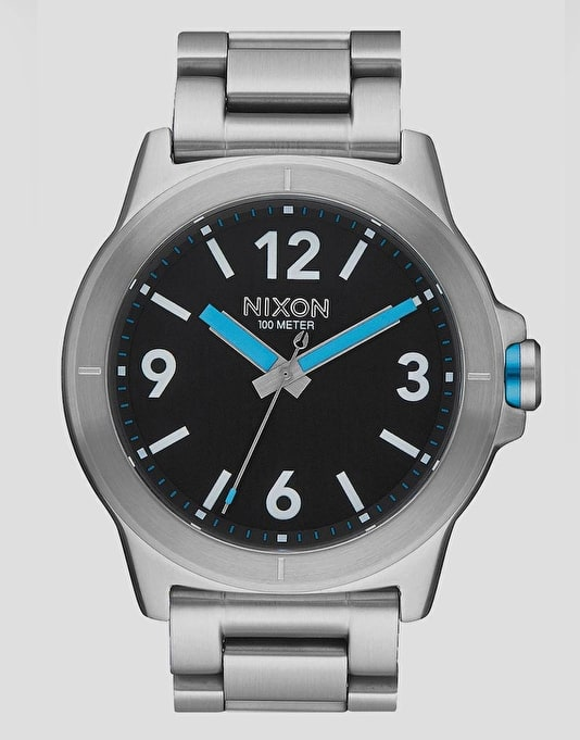 Nixon Cardiff Watch - Black/Blue