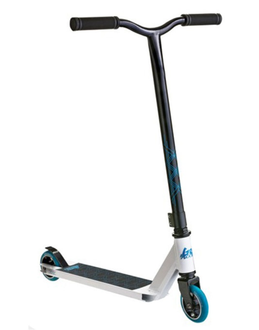 Grit Extremist 2016 Scooter - White/Black
