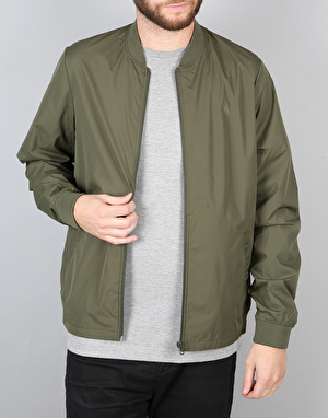 Element Bronson (Travel Well Collection) Windbreaker - Moss Green