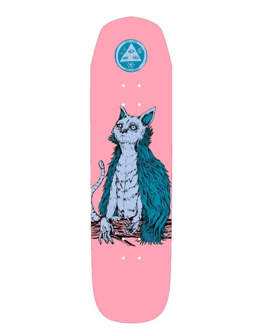 Welcome Owlcat on Helm of Awe(sum) Team Deck - 8.4""