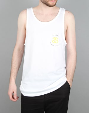 Stüssy International Vest - White