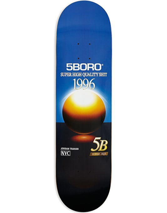 5boro Trahan VHS Series II Pro Deck - 8.5""