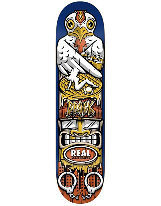 Real Brock Spirit Guide Pro Deck - 8.43""