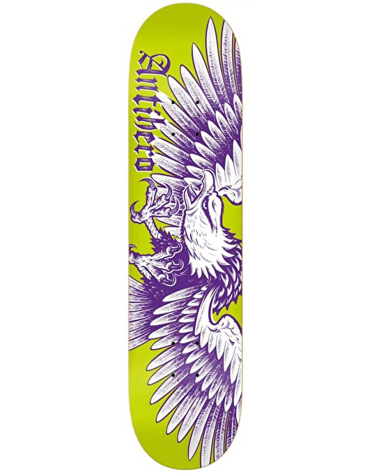 Anti Hero Anti Eagle PP Team Deck - 8.25""