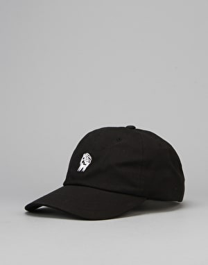 The Hundreds Fist Strapback Cap - Black