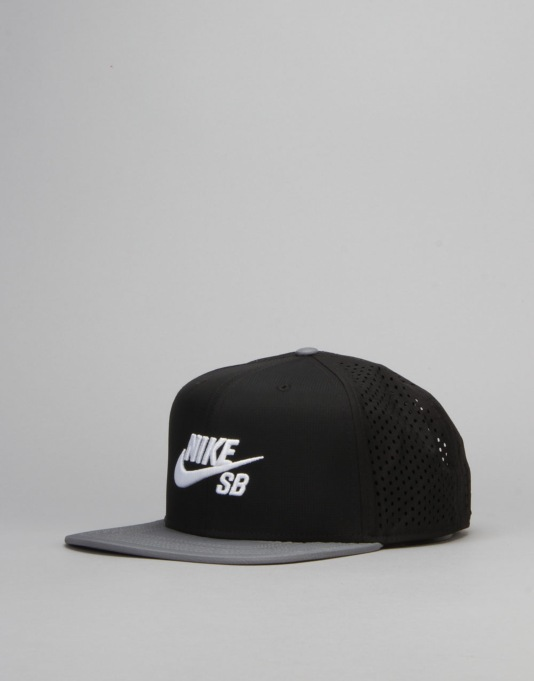 Nike SB Performance Trucker Cap - Black/Cool Grey/Black/White