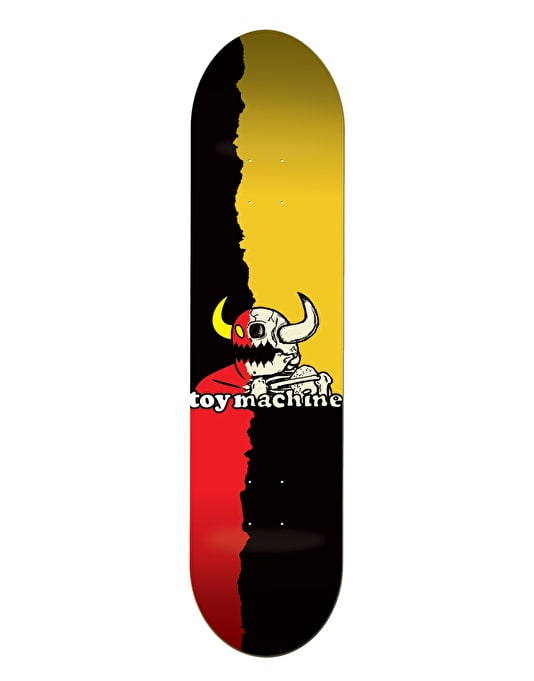 Toy Machine Rip Torn Monster Team Deck - 8.5""