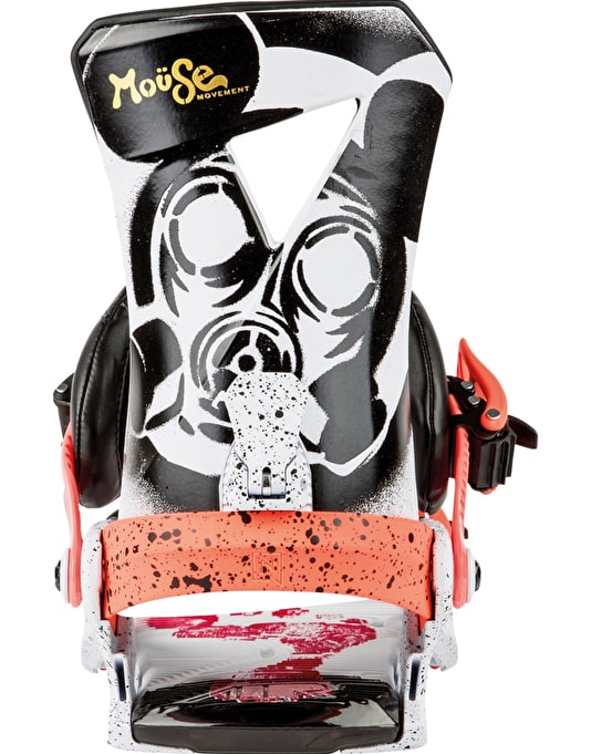 Nitro The Zero 2016 Snowboard Bindings - Mouse