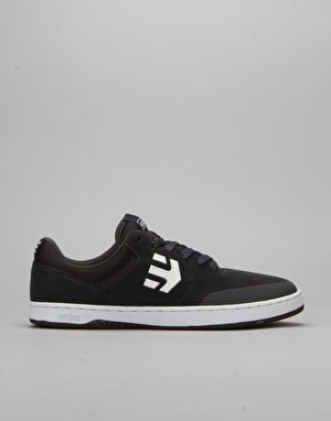 Etnies Marana Skate Shoes - Dark Grey/White/Gum