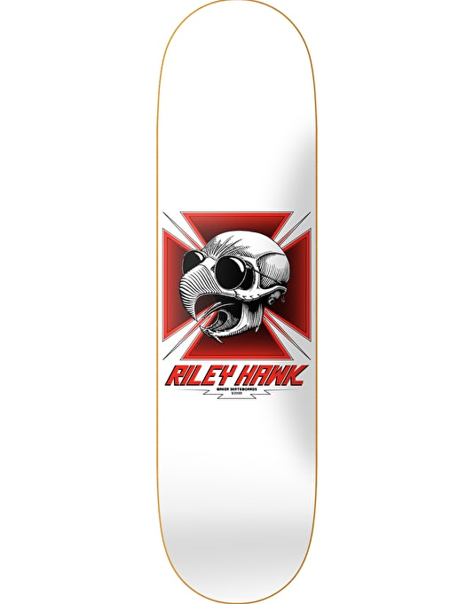 Baker Hawk Tribute Pro Deck - 8.25""