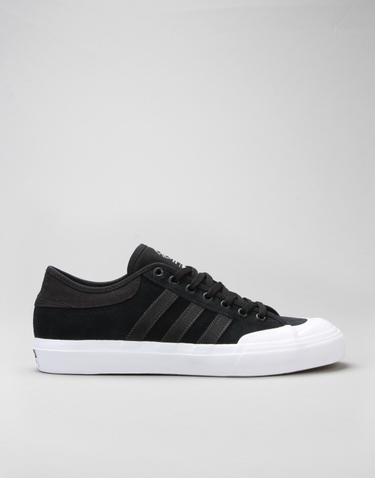 Adidas Matchcourt Skate Shoes - Core Black/Core Black/FTWR White