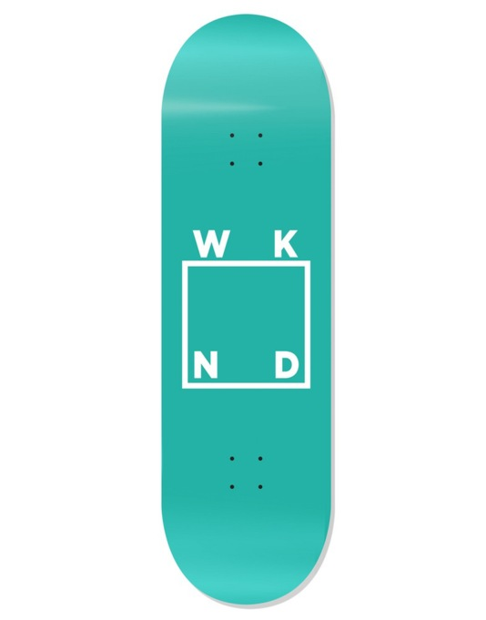 WKND Logo Team Deck - 8.18""