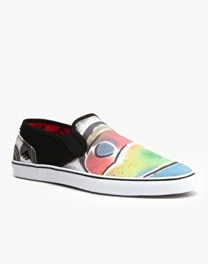 Emerica x Mouse Provost Cruiser Slip UK Exclusive Skate Shoe -  Mikey