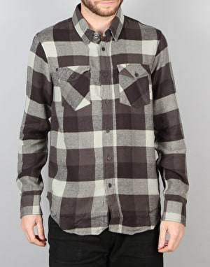 Element Tacoma Shirt - Flint Black