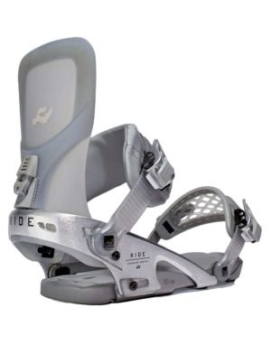 Ride Rodeo LTD 2016 Snowboard Bindings - Silver