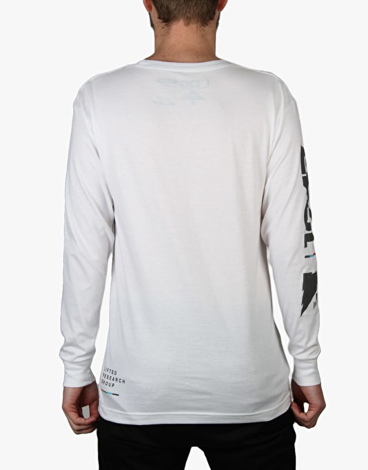 LRG Uplock L/S T-Shirt - White
