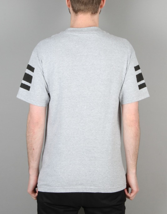 Grizzly Bowl T-Shirt - Heather