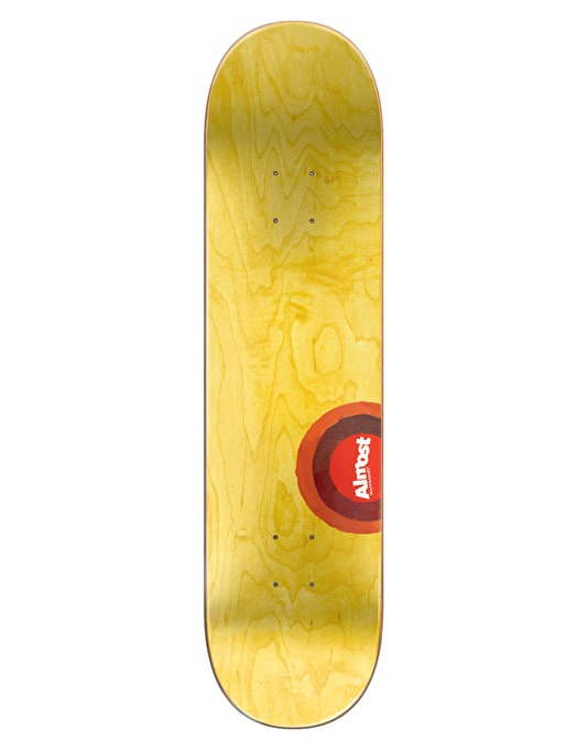 Almost x B.Lotti Youness Painted Rings Impact Support Pro Deck - 8""