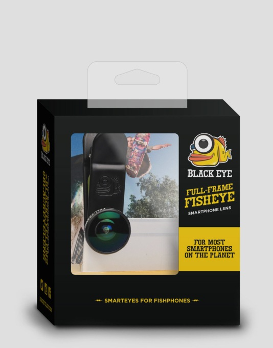 Black Eye Full-Frame Fisheye Lens Kit