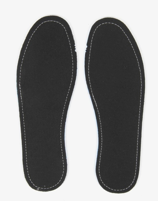 Footprint Skeleton 5mm Flat Insoles