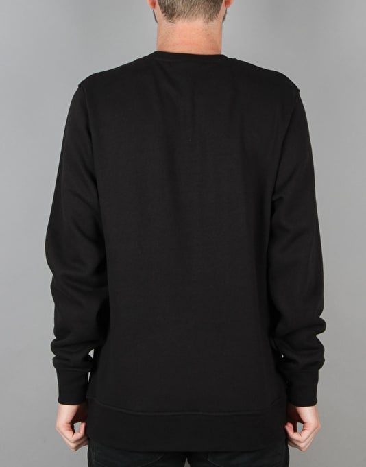The Hundreds Classless Sweatshirt - Black