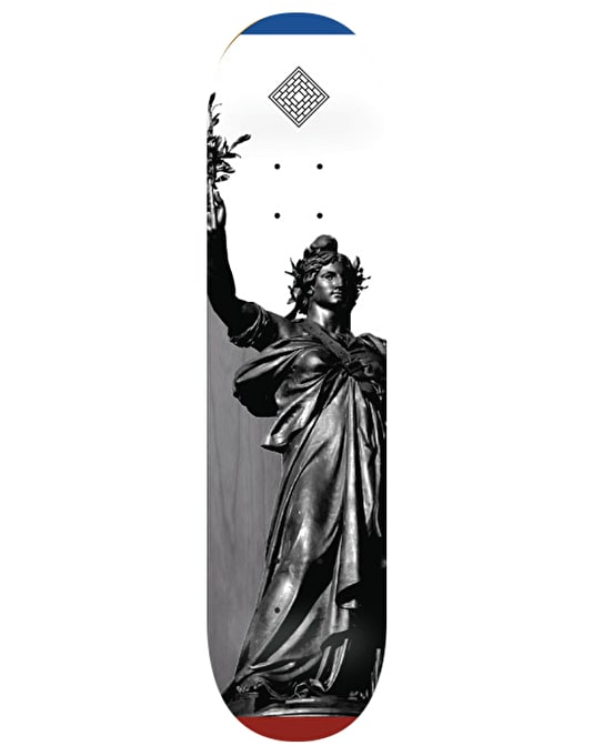 The National Skateboard Co. Republique Team Deck - 8.25""