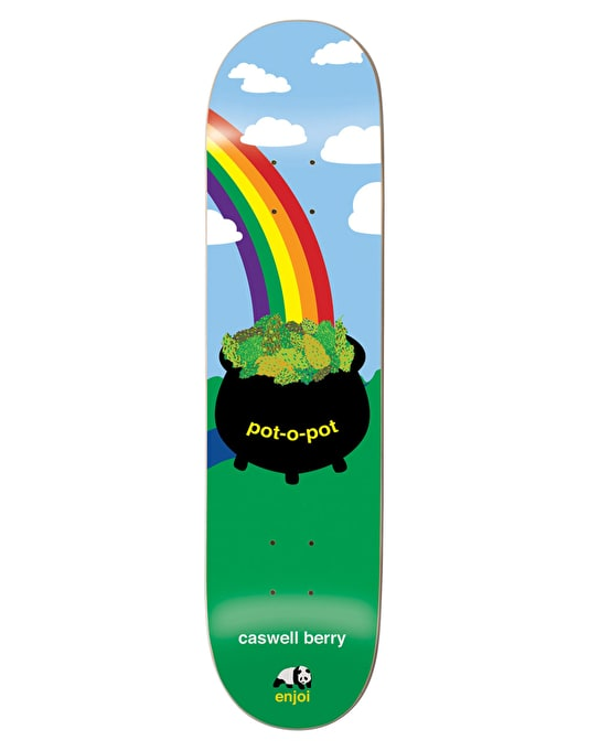 Enjoi Berry Pot-o-Pot Pro Deck - 8.25""