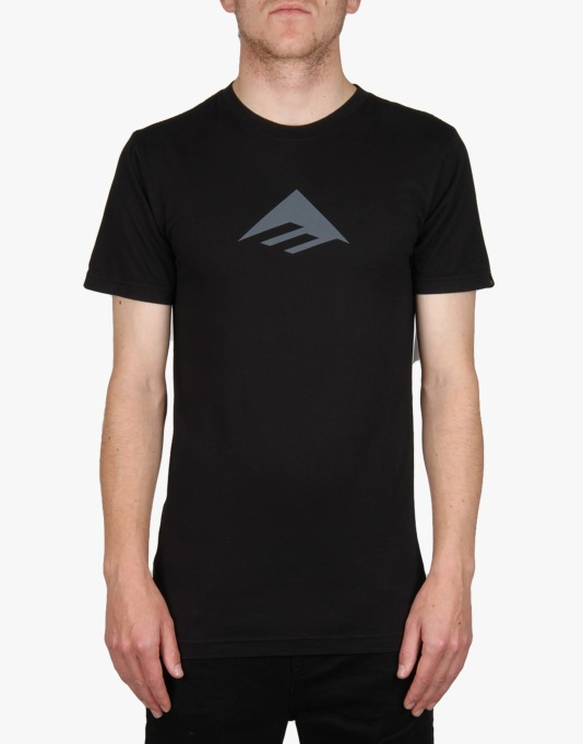 Emerica Triangle 7.1 T-Shirt - Black