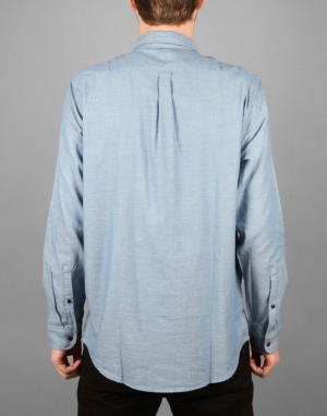 Levi's Skateboarding Reform L/S Shirt - Lotus Heather