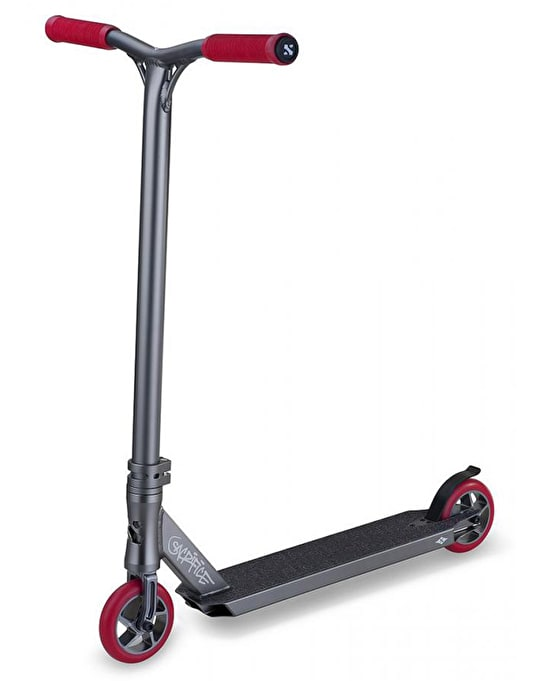 Sacrifice Flyte 100 Scooter - Titanium/Red