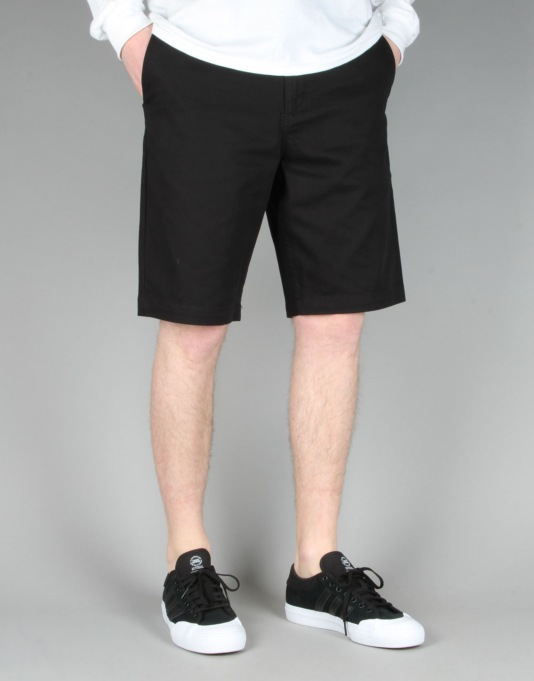 DC Worker Straight Shorts - Black