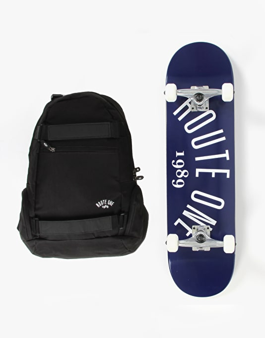 "Route One Arch Logo Complete Gift Pack - 8.25"" (Mellow Concave)"