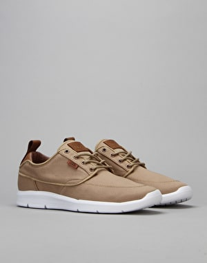 Vans Brigata Lite + Shoes - (T&L) Khaki/White