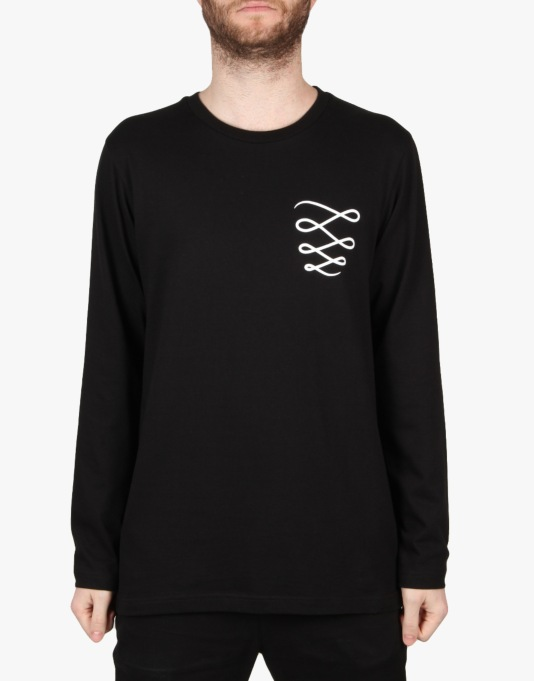 Descent OG L/S T-Shirt - Black