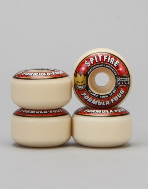 Spitfire Formula Four Classic 101d Team Wheel - 52mm