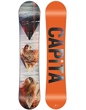 Capita Outdoor Living 2016 Snowboard - 152