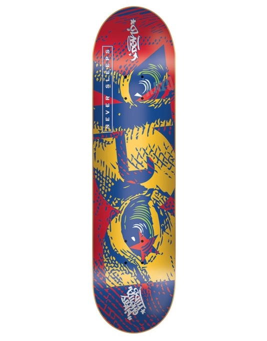 DGK Never Sleeps Team Deck - 7.9""
