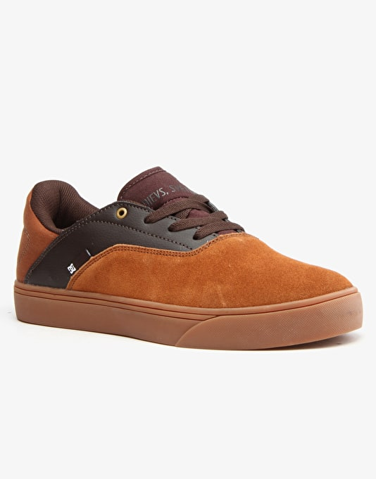 DC Wallon S Madars Apse Skate Shoes - Spice