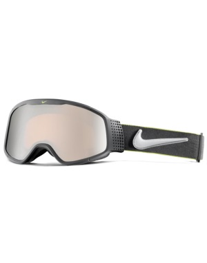 Nike SB Mazot 2016 Snowboard Goggles - Anthracite/Grey/Cyber - Ion