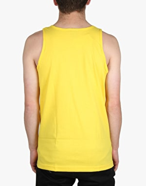 Rebel8 Logo Vest - Yellow
