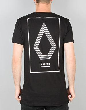 Volcom Tall Line T-Shirt - Black
