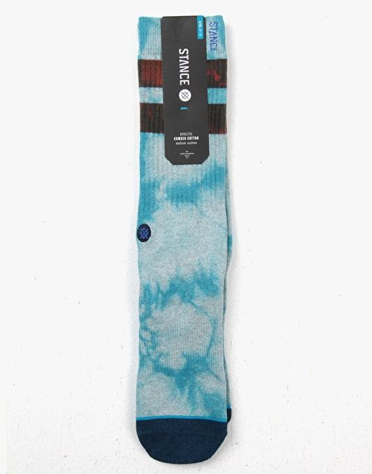 Stance Wagner Classic Crew Socks - Grey