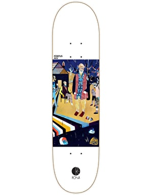 Polar Alv AMTK Nothing's Changed Pro Deck - 8.125