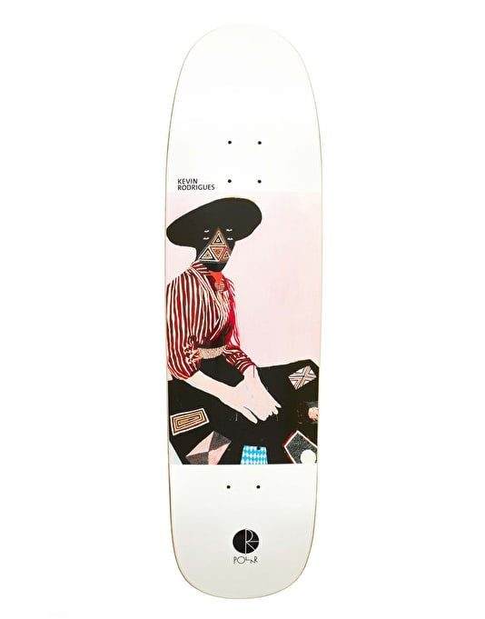 Polar Rodrigues AMTK Card Reader Pro Deck - KEV 1 Shape 8.625""