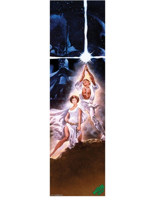 "MOB x Star Wars 9"" Graphic Grip Tape - A New Hope"
