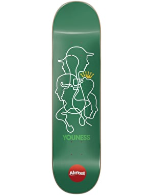 Almost Youness Intertwined Pro Deck - 8.125