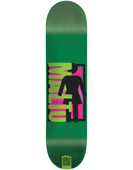 Girl Malto Spike It! Pro Deck - 8.125""