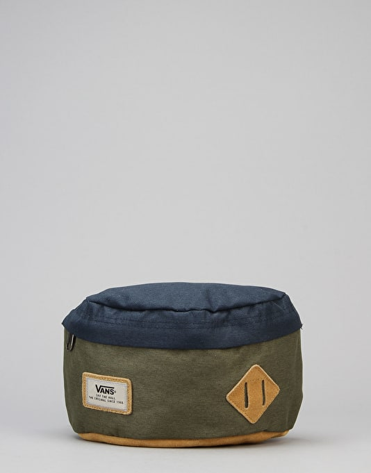Vans Aliso Hip Pack Bum Bag - Rifle Green